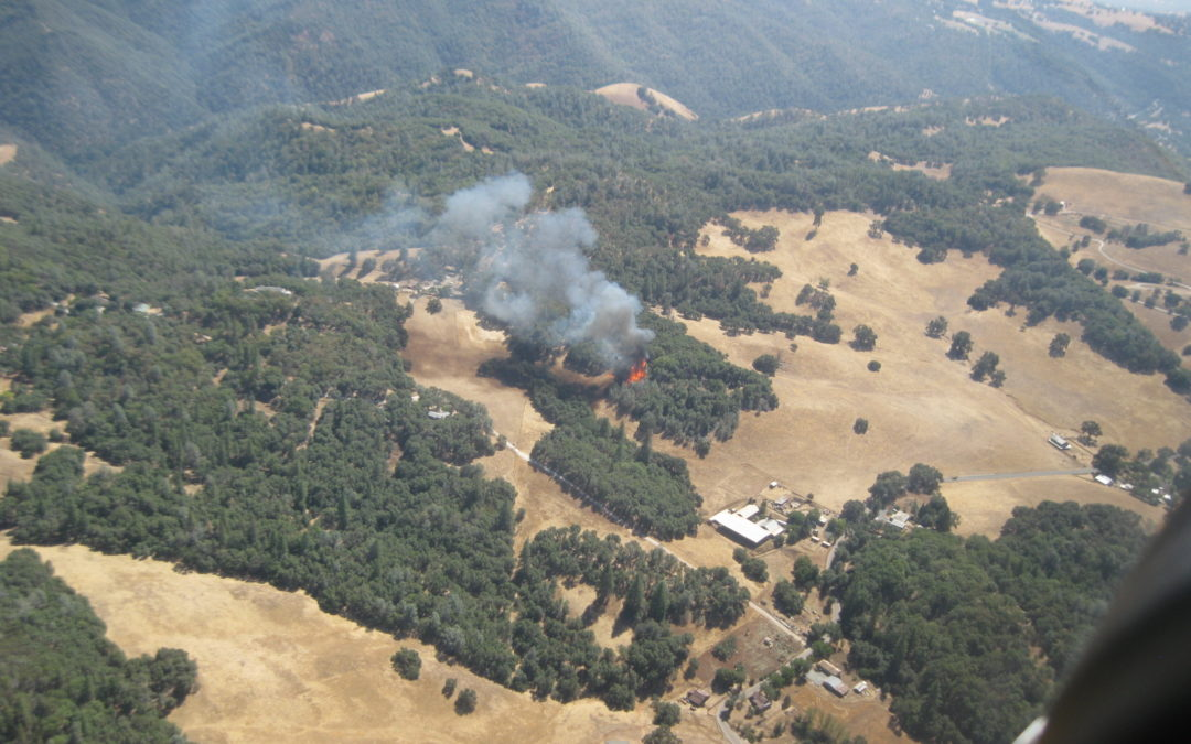 CAL FIRE confirms PG&E caused Butte Fire